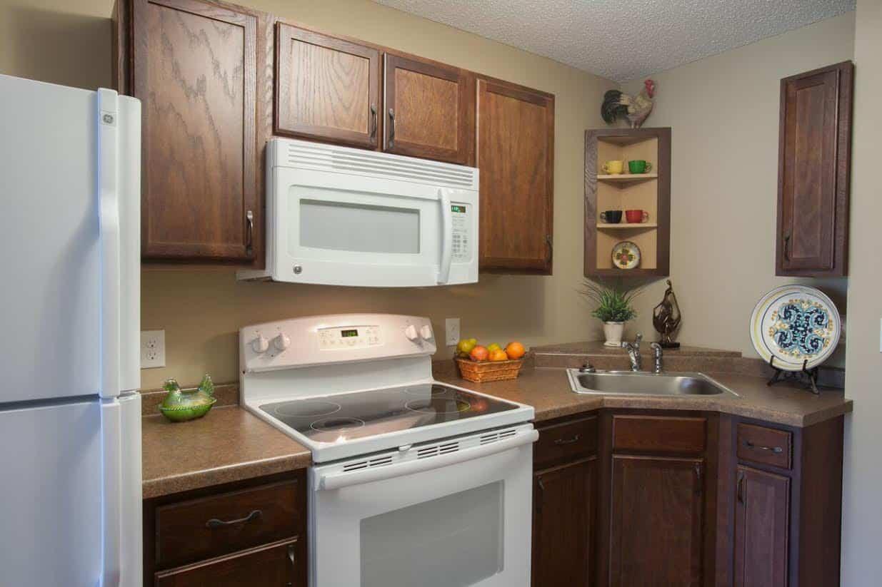 Studio Kitchen Apartment