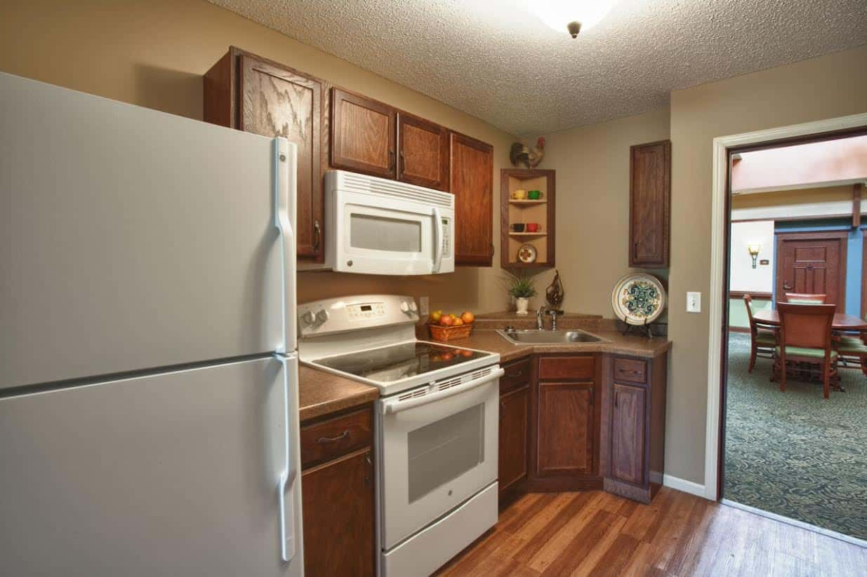 Apartment Kitchen Design